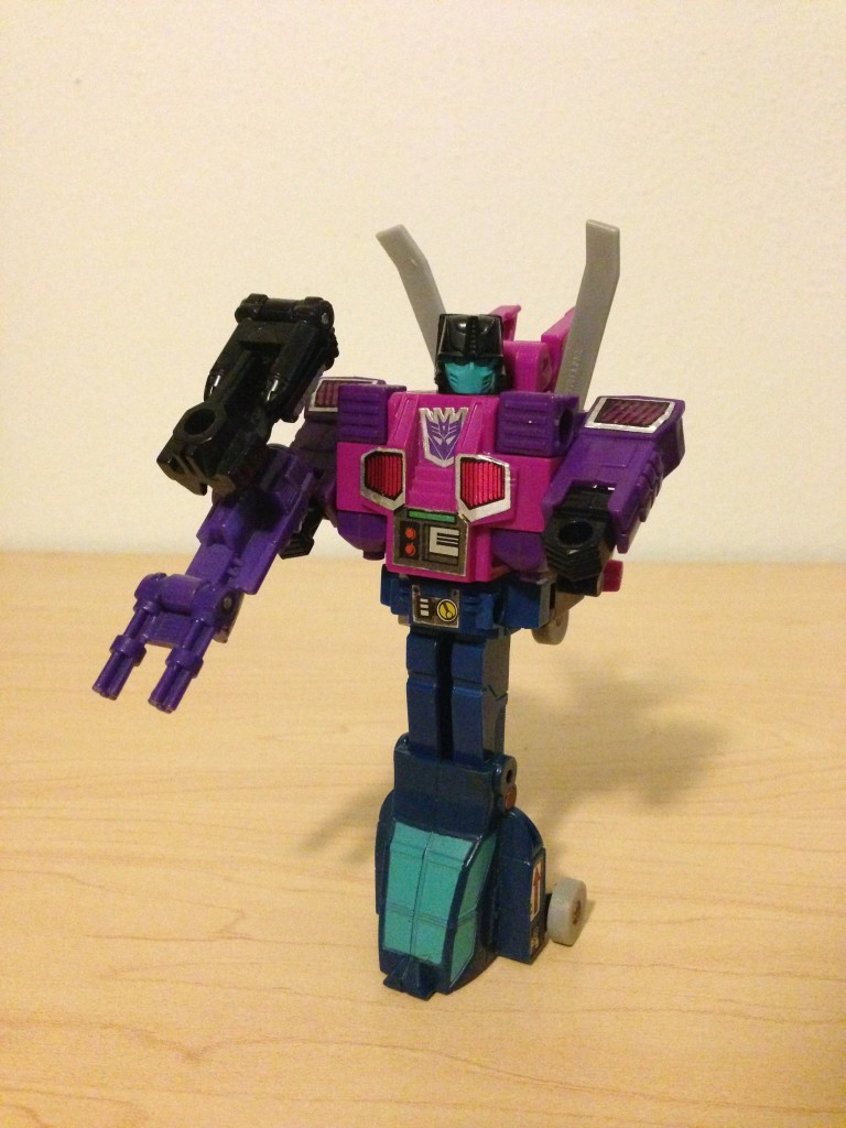 Spinister G1 Toy
