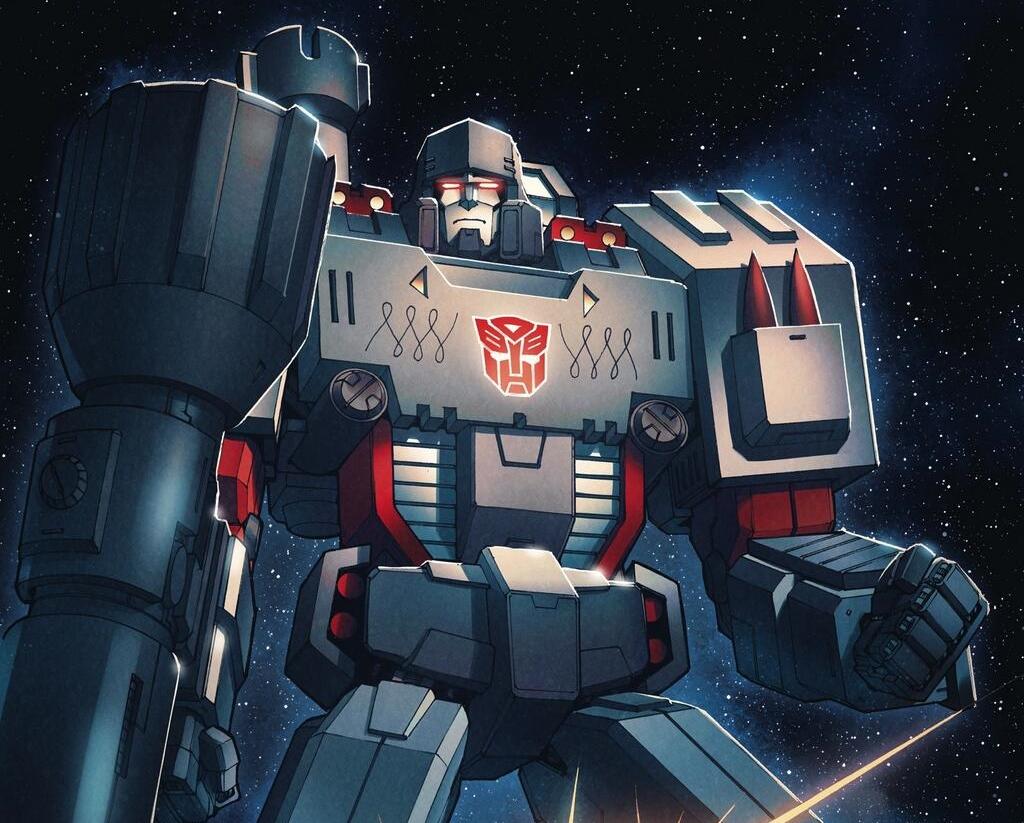 Autobot Megatron