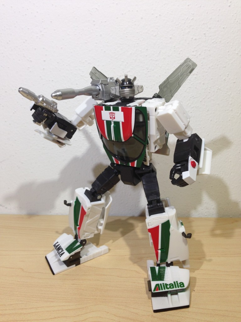 MP Wheeljack